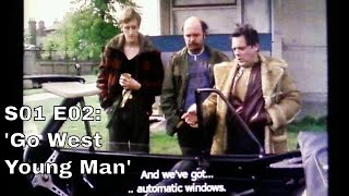 Only Fools and Horses. Script #2 Mk 1 ie S01 E02