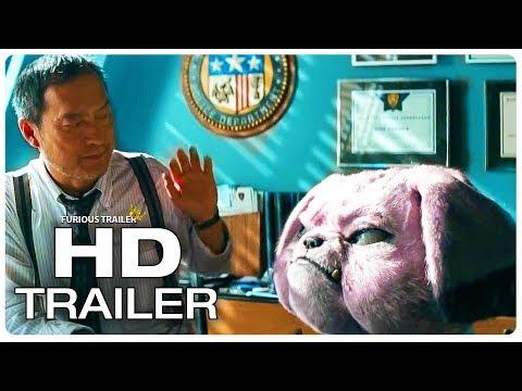 POKEMON Detective Pikachu Trailer #2 Snubbull Reveal (NEW 2019) Ryan Reynolds Comedy Movie HD