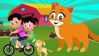 Ek Billi Hamari | Hindi Kavita | Hindi Balgeet | Kids Tv India | Hindi Nursery Rhymes