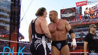 Triple H Vs Sting Wrestlemania 31 Full Match