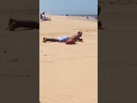 .choha tikafat f la plage