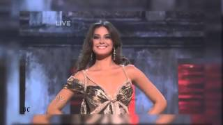 Miss Universe Colombia 2004-2015 Top 10 Evening Gown Competition