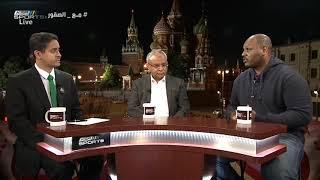 ياسر الطايفي - يجب أن نحقق كأس آسيا 2019 ومشكلتنا افتقاد التنظيم بين البطولات #المونديال
