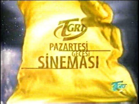 TGRT Pazartesi Gecesi Sineması Jeneriği 1998 1999 Nostalji