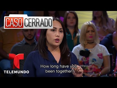 Caso Cerrado | Lesbian is Allergic to Vigina 😷| Telemundo English