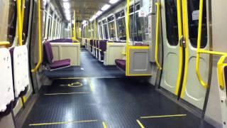 Queensland Rail EMU 69 - City & Bowen Hills Service