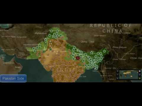 India vs Pakistan Simulation