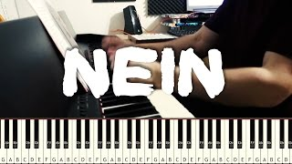 Mike Singer - Nein Piano