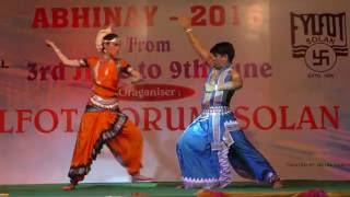 JAYA BHAGWATI,ODISHI DANCE
