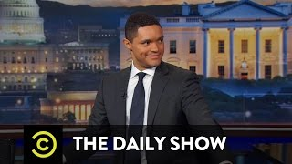 Between the Scenes - The One Exciting Thing About Donald Trump: The Daily Show - Uncensored