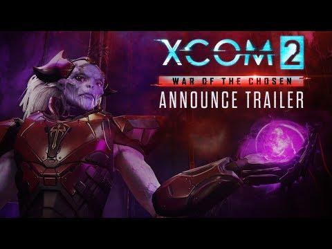 Xxx Mp4 XCOM 2 War Of The Chosen Announce Trailer 3gp Sex