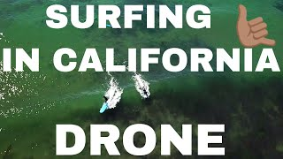 Drone flight in San Pedro California Over the Ocean [4K Quality]