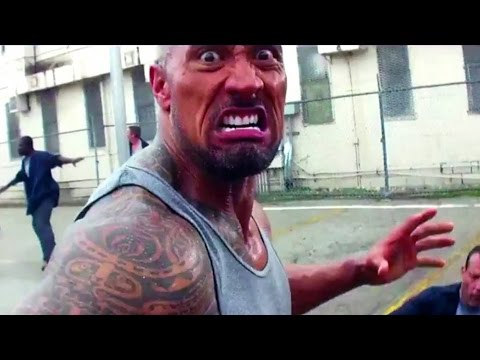 The Rock Tried To Pull Out A Man s Tongue