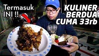 KULINER ANAK KOST !! DI JAKARTA BERDUA CUMA 33RB !!