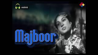 Dekho Ji Mori Bahiya Pakad | Majboor 1948 | Lata Mangeshkar