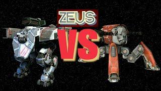 RAIJIN VS LANCELOT | War robot | zeus y mineplayer09