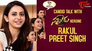 Rakul Preet Exclusive Interview |  Sarrainodu Movie