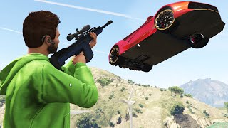 Snipers vs bicycles gta 5 funny moments by slogoman published 11