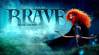 Disney Pixar Brave An Inside Look and Clips