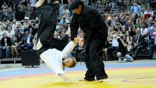 Steven Seagal best Aikido with Russian National Aikido team
