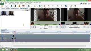 Cara mengedit video terpisah untuk di satukan menjadi film di videopad