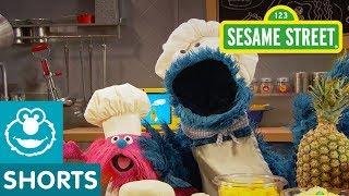 Sesame Street: Pineapple Pizza | Cookie Monster's Foodie Truck