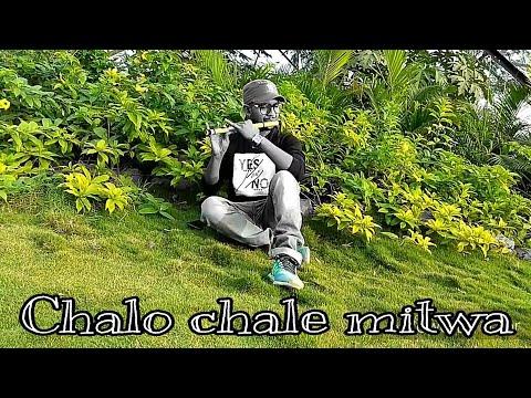 Chalo chale mitwa - flute cover ( Bansuri ) - Udit Narayan | Instrumental
