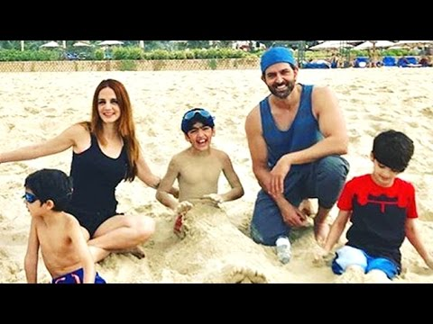 Xxx Mp4 Hrithik Roshan Holidaying With Ex Wife Suzanne Roshan After Divorce 3gp Sex