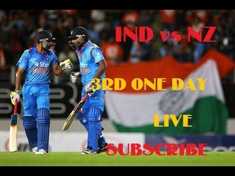 India vs New Zealand  scores