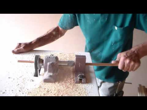 maquina p arredondar varetas de madeiras