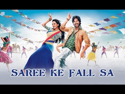 Saree Ke Fall Sa Song ft. Shahid Kapoor & Sonakshi Sinha R Rajkumar Pritam