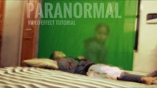 Paranormal Spirit Video Effect In PowerDirector Opacity - Ghost Video Effect Tutorial In Hindi