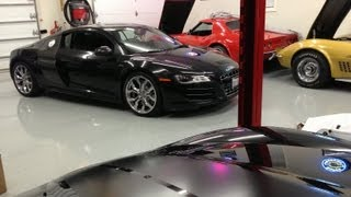 How To Remove and Install Audi R8 Blades - Side Blades