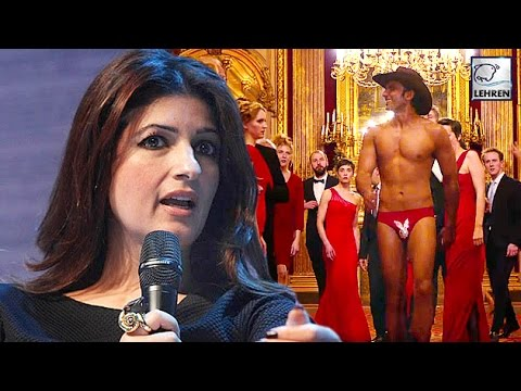 Xxx Mp4 Twinkle Khanna S SARCASTIC Comments On National Anthem Ranveer Singh LehrenTV 3gp Sex