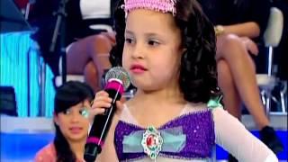 Concurso de Fantasias - Milena de Pequena Sereia