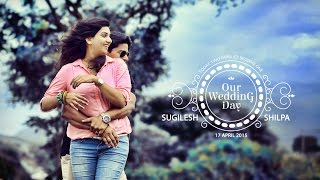 kerala wedding highlights sugilesh + shilpa by snapshot weddings