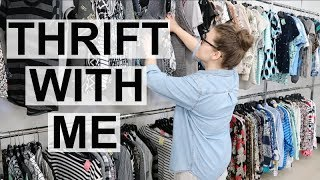 THRIFT WITH ME | LOCAL THRIFT STORES