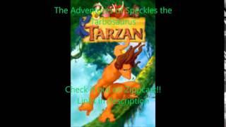 The Adventures of Speckles in Tarzan