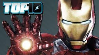 Top 10 Craziest Iron Man Suits