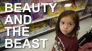 LOOKING FOR BEAUTY AND THE BEAST | vlog 253