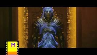 X - Men Apocalypse Transference Beginning Pyramid Scene