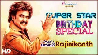 Top 8 Superstar Rajinikanth Hits | Back to Back Tamil Video Songs | Rajini Hits | #HBDRajinikanth