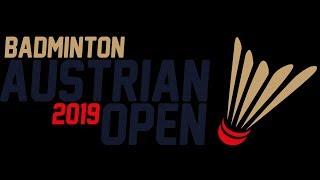 Austrian Open Badminton 2019 Day 2