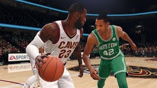NBA LIVE 2018 Playoffs Cleveland Cavaliers vs Boston Celtics Full Game 3 NBA Finals NBA LIVE 18