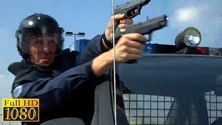 RoboCop (1987) - Chasing Clarence Boddicker Scene (1080p) FULL HD