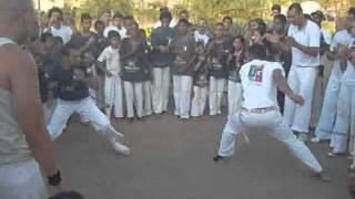 Formosa - Go - Capoeira raizes do Brasil.