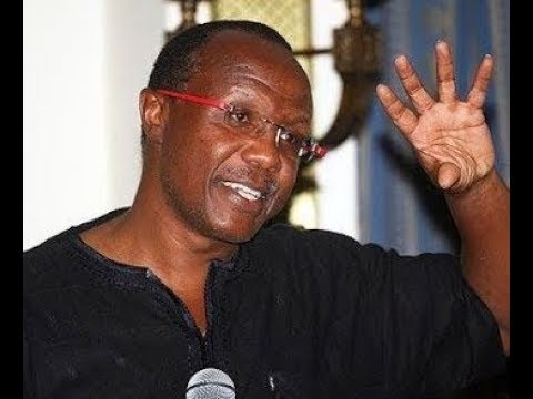 David Ndii current corruption scandals a ploy to finish DP Ruto politically