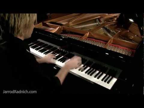 Jarrod Radnich Virtuosic Piano Solo Pirates of the Caribbean