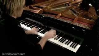 Jarrod Radnich - Virtuosic Piano Solo - Pirates of the Caribbean