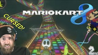 THE CURSE IS REAL!   Mario Kart 8 Online [#01]